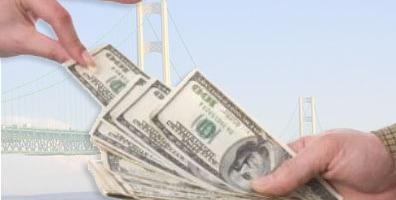 Stop wage garnishment of Michigan